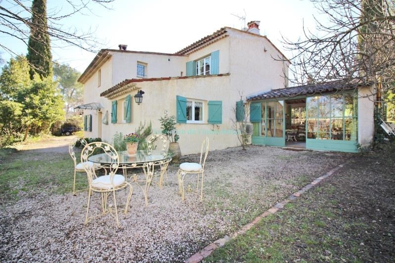 Vente de prestige maison / villa Peymeinade 695000€ - Photo 1