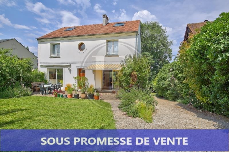 Deluxe sale house / villa St germain en laye 998 000€ - Picture 1