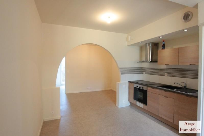 Rental house / villa Rivesaltes 536€ CC - Picture 1