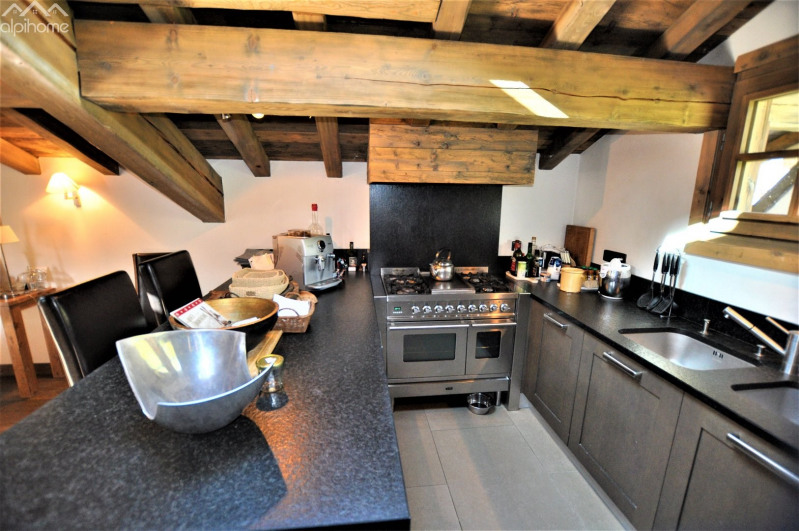 Deluxe sale house / villa Megeve 1 390 000€ - Picture 6