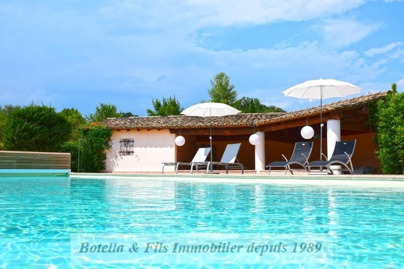 Immobile residenziali di prestigio casa Uzes 1595000€ - Fotografia 5