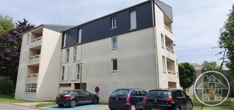 Vente appartement Thourotte 107 000€ - Photo 1