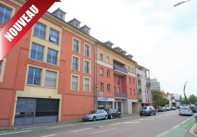 Vente appartement Toulouse 196 000€ - Photo 1