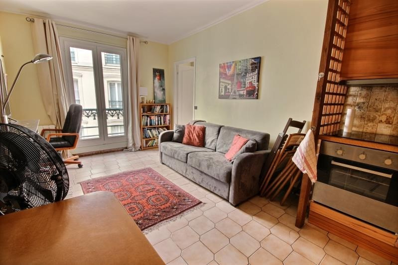 Sale apartment Paris 3ème 449000€ - Picture 3