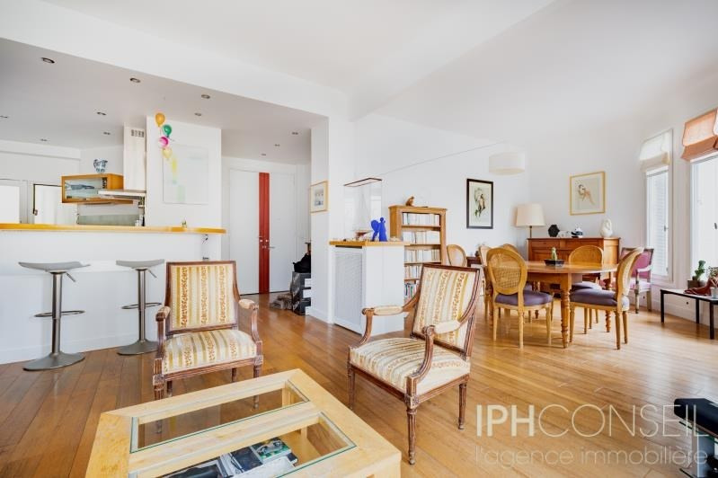 Deluxe sale apartment Neuilly sur seine 1095000€ - Picture 2