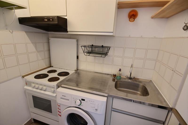 Verkoop  appartement Montrouge 130000€ - Foto 5