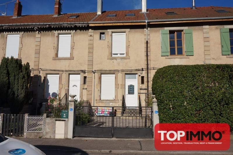 Vente maison / villa Baccarat 84 900€ - Photo 8
