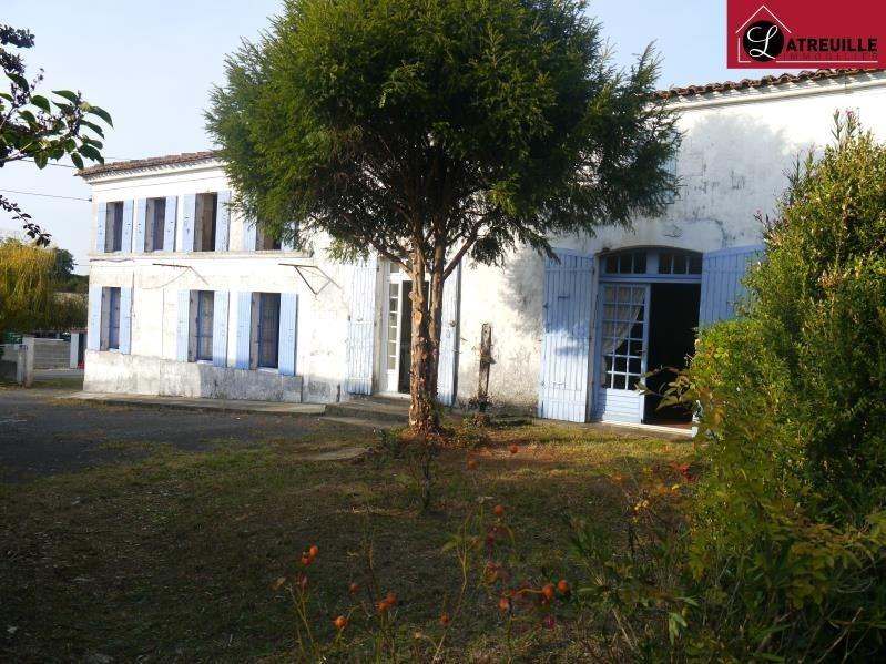 Vente maison / villa Gemozac 89880€ - Photo 1