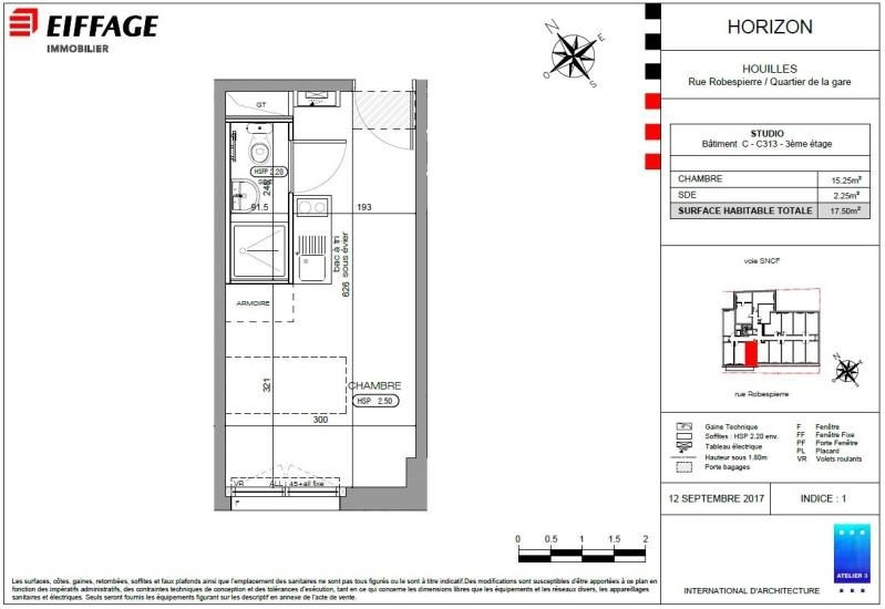 Produit d'investissement appartement Houilles 135288€ - Photo 2