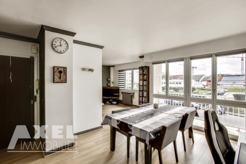 Sale apartment Bois d'arcy 194250€ - Picture 2