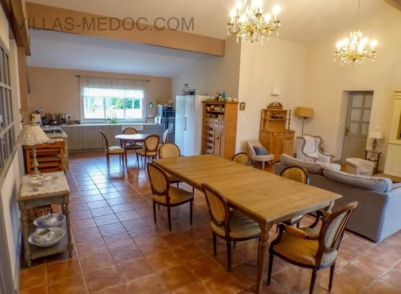 Sale house / villa Vensac 421 000€ - Picture 3