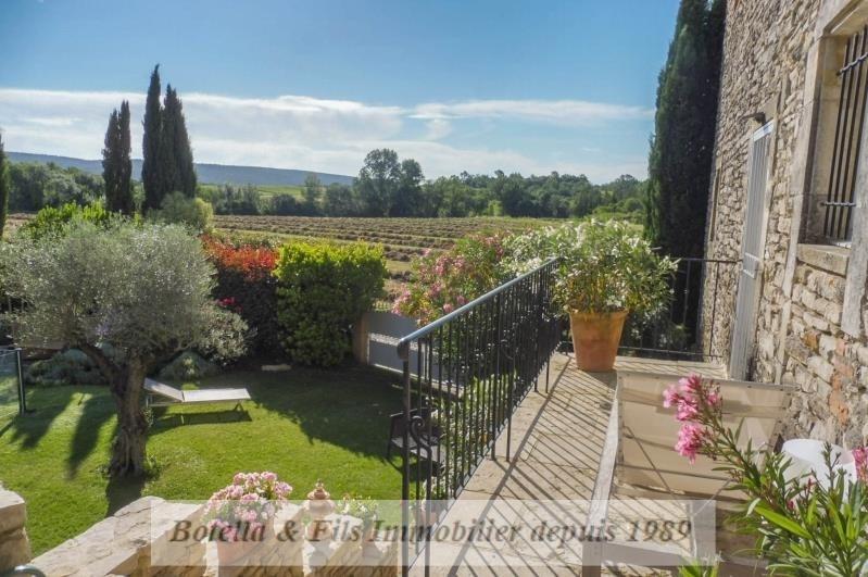 Vente de prestige maison / villa Uzes 548000€ - Photo 9