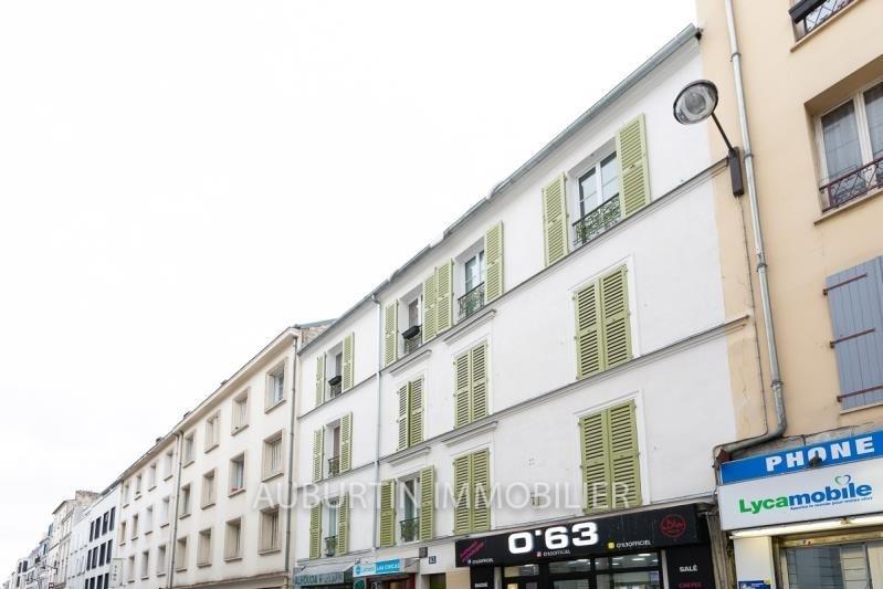 Vente appartement Paris 18ème 275000€ - Photo 2