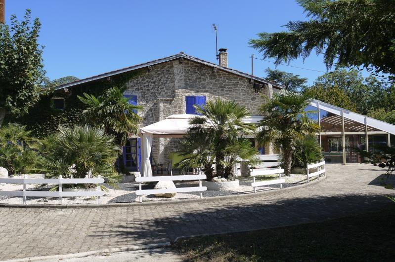 Deluxe sale house / villa Vienne 650000€ - Picture 1
