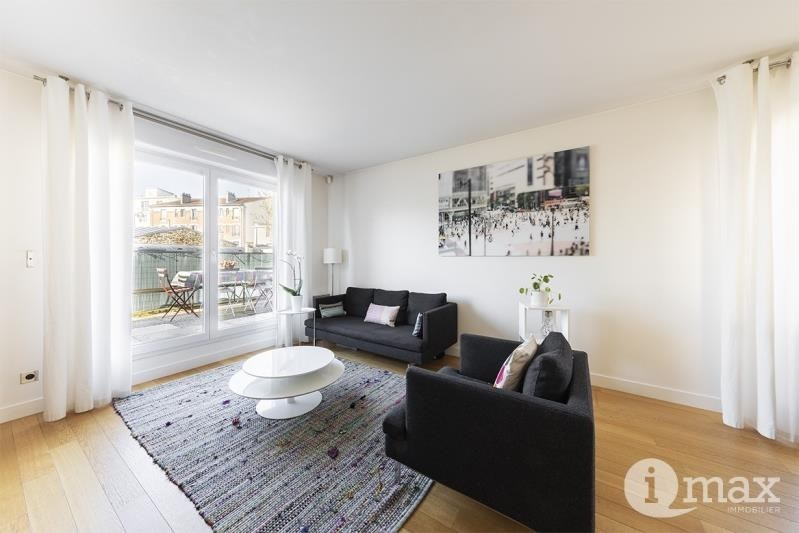 Sale apartment Asnieres sur seine 650 000€ - Picture 1
