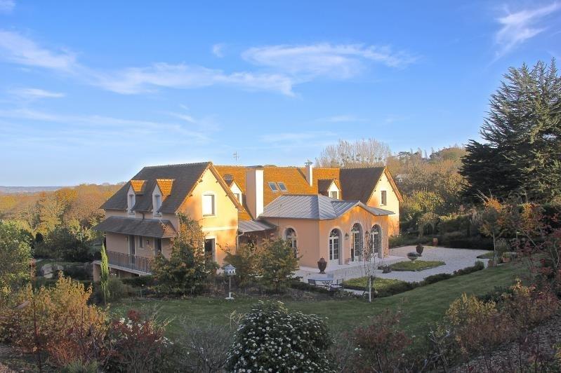 Deluxe sale house / villa Villers sur mer 1750000€ - Picture 1