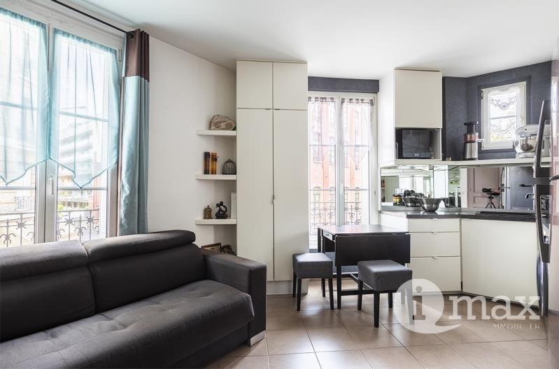 Sale apartment Levallois perret 350000€ - Picture 1