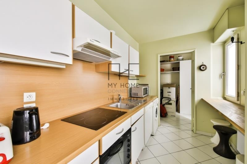 Venta  apartamento Paris 17ème 399000€ - Fotografía 4