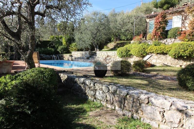 Vente de prestige maison / villa Le tignet 749000€ - Photo 20