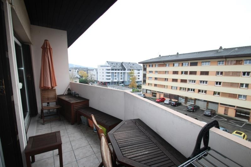 Vente appartement La motte servolex 210000€ - Photo 3