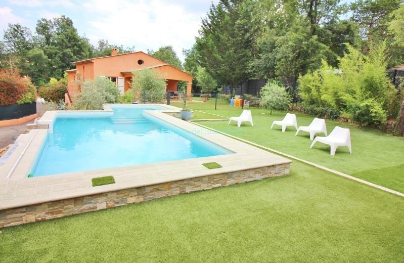 Vente maison / villa Saint cezaire sur siagne 538000€ - Photo 1