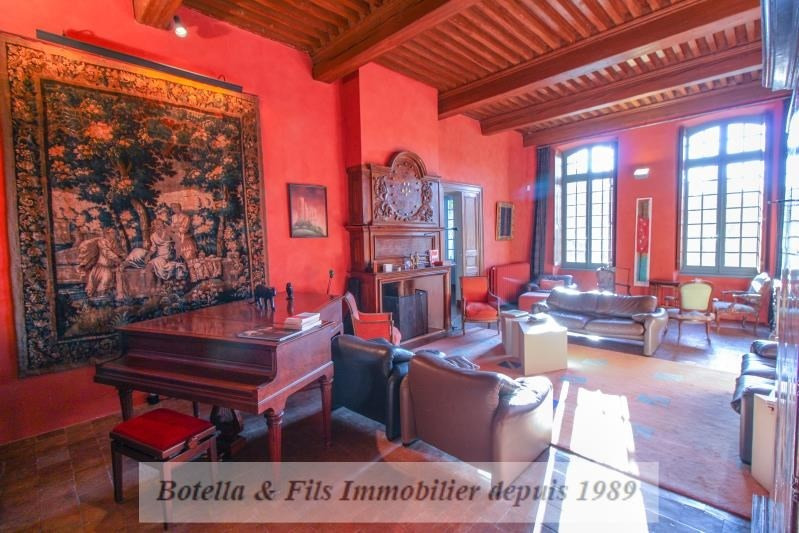 Deluxe sale chateau Uzes 1 948 000€ - Picture 7