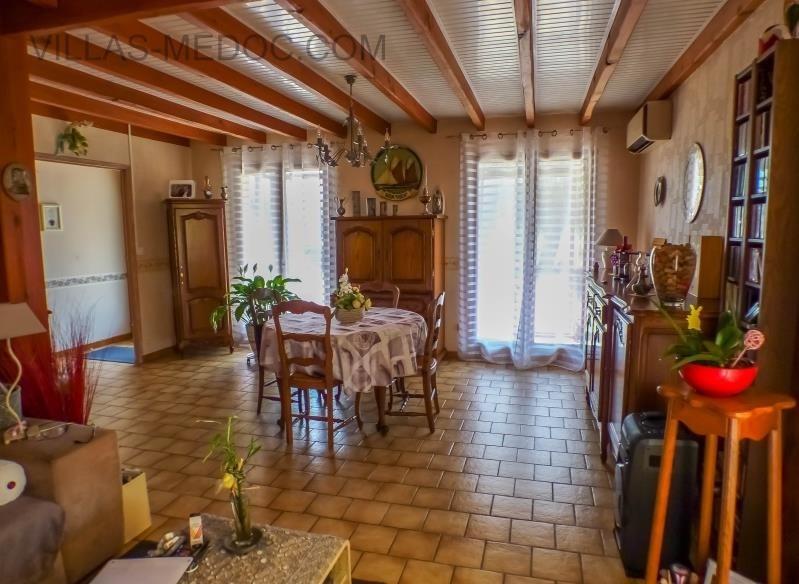 Vente maison / villa Jau dignac et loirac 158000€ - Photo 6