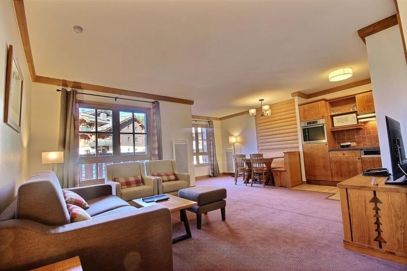 Vente de prestige appartement Les arcs 420 000€ - Photo 6