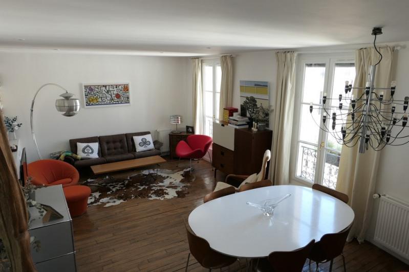 Sale apartment Paris 18ème 960000€ - Picture 1