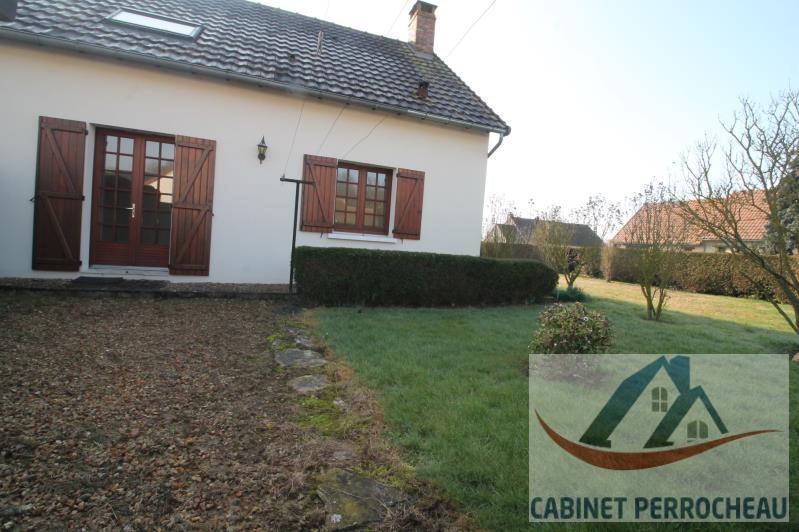 Sale house / villa La chartre sur le loir 99900€ - Picture 9