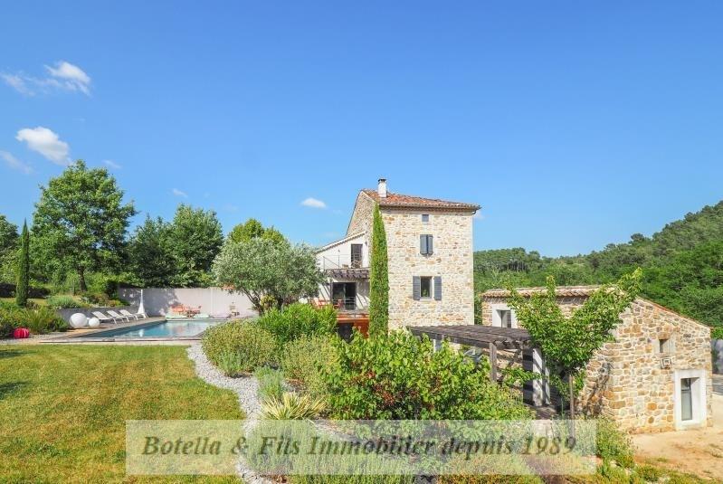 Immobile residenziali di prestigio casa Barjac 795000€ - Fotografia 17