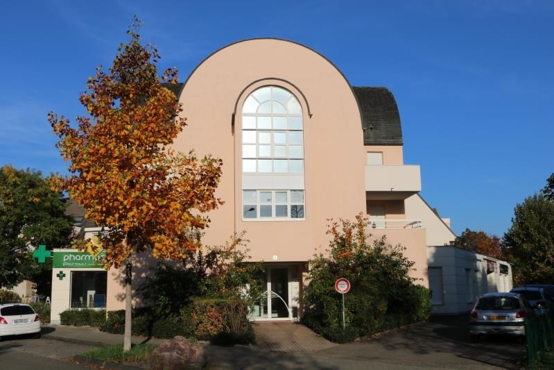 Sale office Strasbourg 169 000€ - Picture 1
