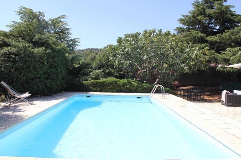 Sale house / villa Villeneuve les avignon 467600€ - Picture 2
