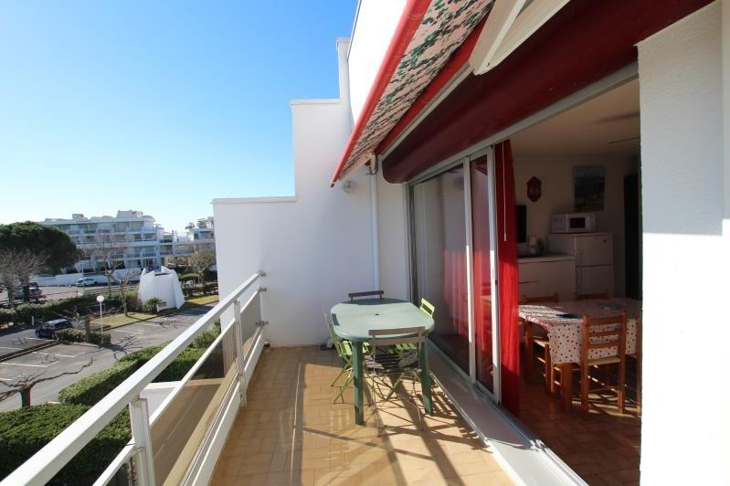 Sale apartment La grande motte 119000€ - Picture 1