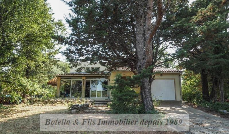 Vente maison / villa Goudargues 192600€ - Photo 1