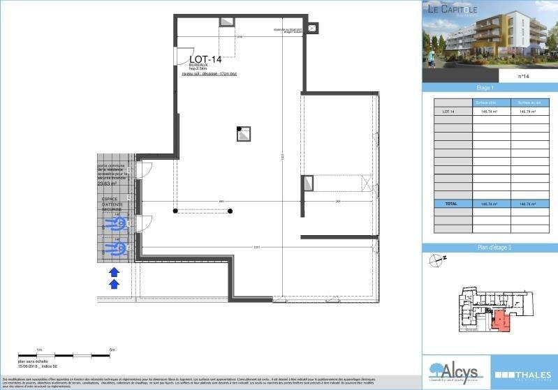 Sale empty room/storage Bischheim 400000€ - Picture 1