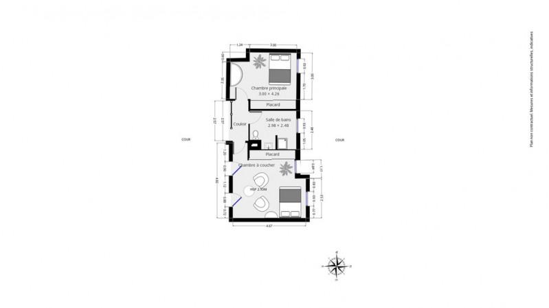 Vente appartement Saint-denis 600000€ - Photo 9