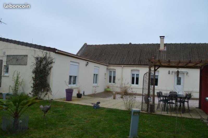 Vente maison / villa Sauchy lestree 175600€ - Photo 1