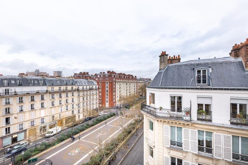 Sale apartment Paris 17ème 129000€ - Picture 8