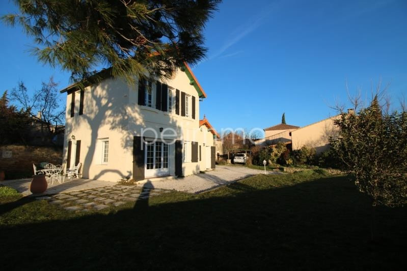 Vente maison / villa Pelissanne 345 000€ - Photo 1