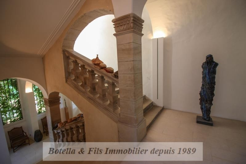 Deluxe sale chateau Uzes 1 948 000€ - Picture 10