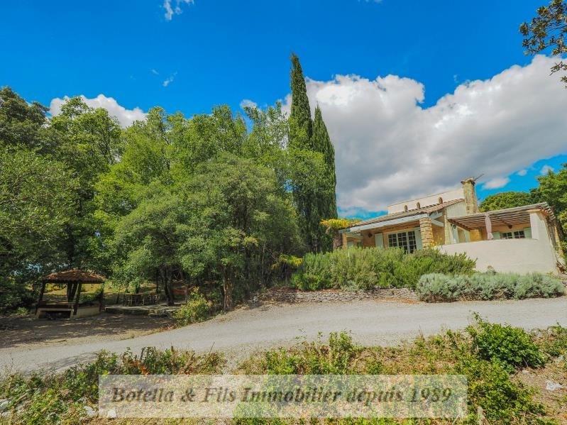 Vente maison / villa Uzes 349000€ - Photo 1