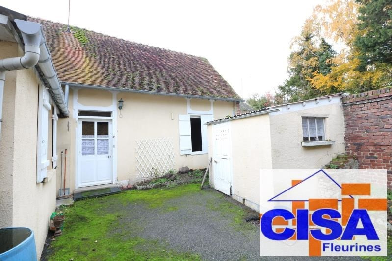 Vente maison / villa Estrees st denis 99 000€ - Photo 4