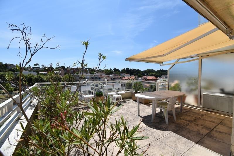 Vente appartement Arcachon 493000€ - Photo 1