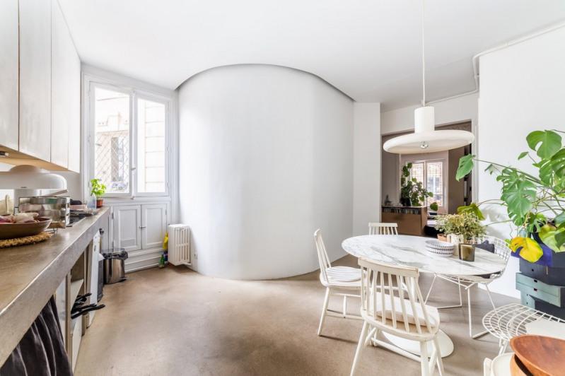 Deluxe sale apartment Paris 18ème 1300000€ - Picture 4