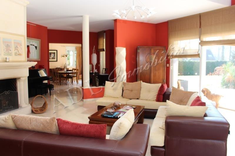 Deluxe sale house / villa Lamorlaye 1350000€ - Picture 4