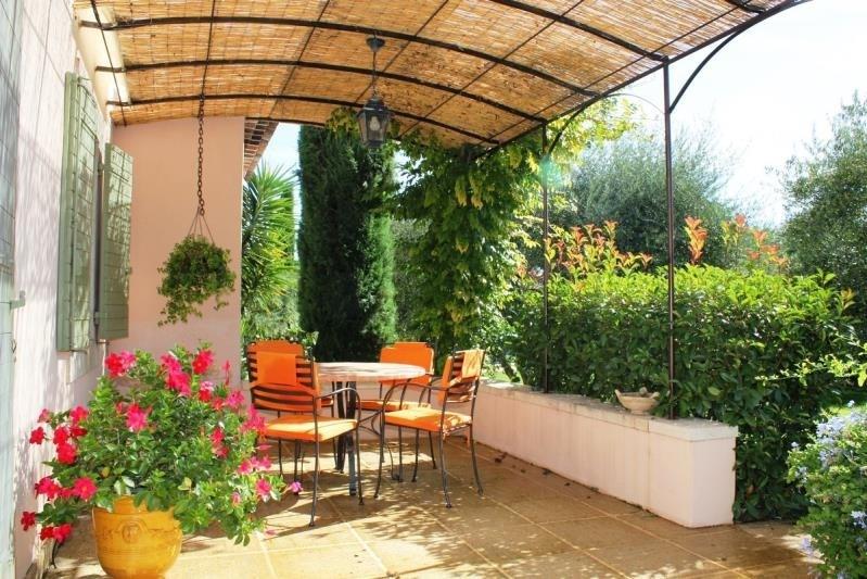 Vente maison / villa Rochefort du gard 530000€ - Photo 2