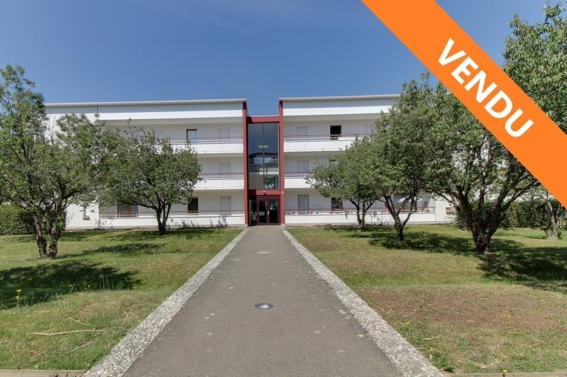 Vente appartement St jacques de la lande 145000€ - Photo 1