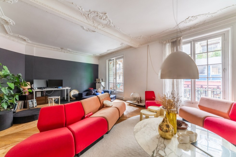 Vente de prestige appartement Paris 18ème 1 250 000€ - Photo 1