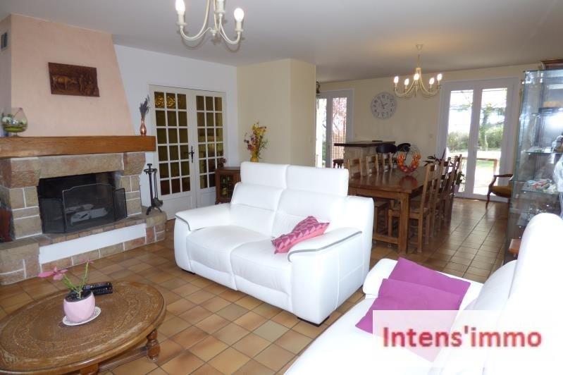 Sale house / villa Genissieux 315500€ - Picture 3
